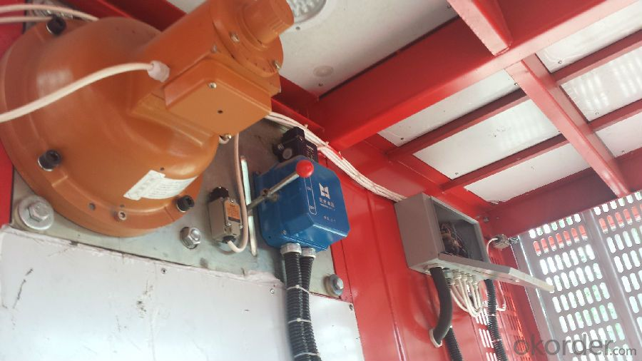 Construction Hoist  Racksand Pinion SC300