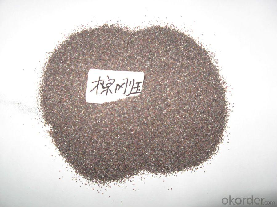 High Quality Pure Brown Fused Alumina BFA