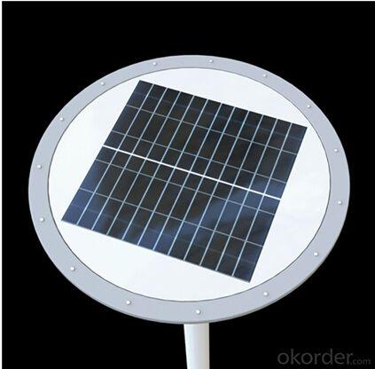 Solar Plaza Light 9W EL-04 with Energy Saving