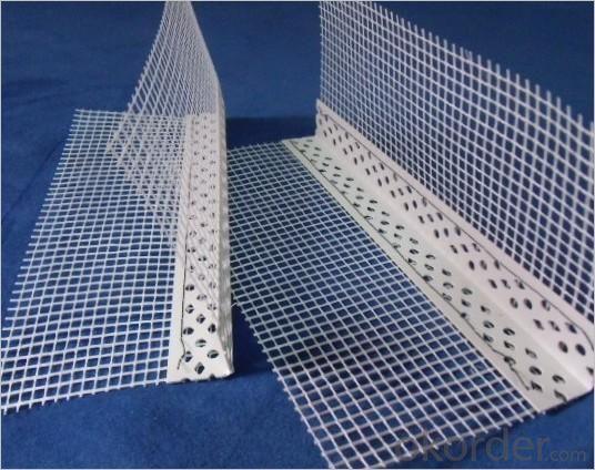 Fiberglass Mesh Flexible PVC Corner Bead