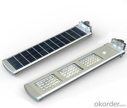 Solar Street Light Model 20W EL-39 Series