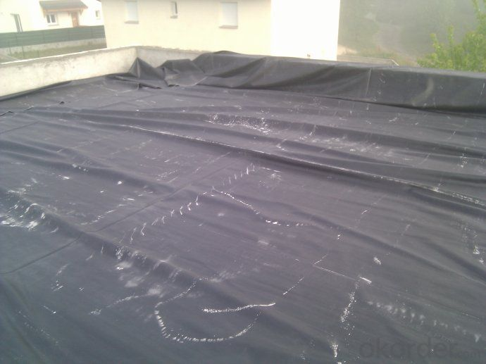 EPDM Membrane Vulcanization for Waterproof System