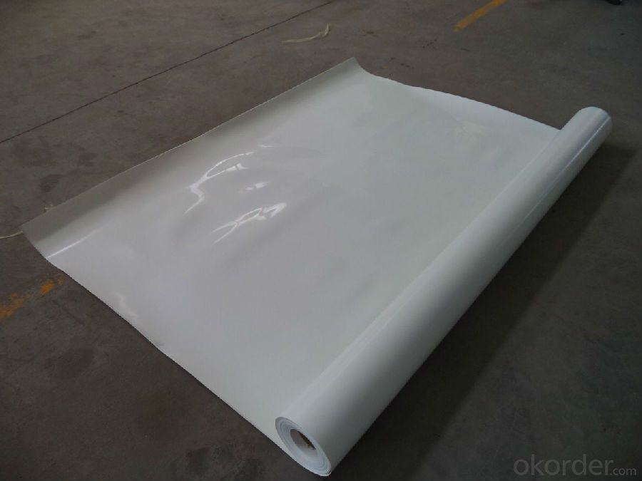 TPO Waterproof Membrane Professional Supplier for Thickness 1.2mm 1.5mm 2mm