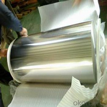 Lubricant Aluminum Container Foil and Foilstocks