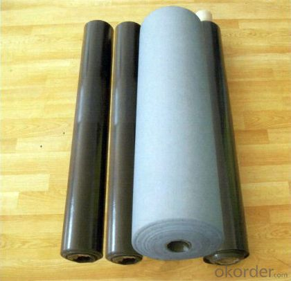 PVC Membrane Smooth for Waterproof System