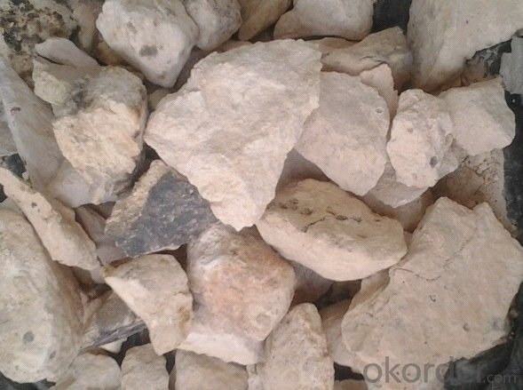 Calcined Bauxite Size 1-8mm of CNBM in China