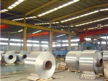 Aluminum Strips or Coils for Decoration Using