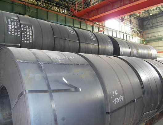 Galvanized Steel Coil A2612 Hot-Dip  CNBM