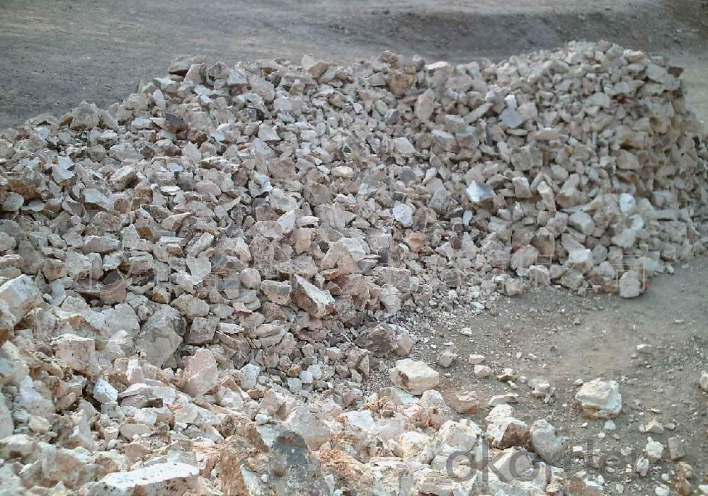 Refractory Grade Calcined Bauxite of  CNBM in China