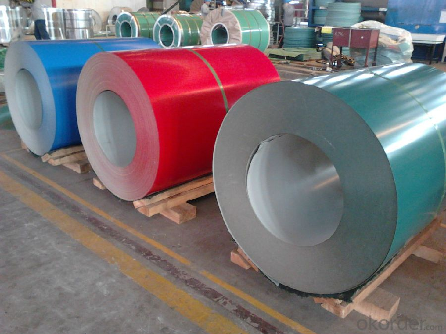 BMP Z15 PPGI Rolled Steel Coil for Construction Roofing Constrution