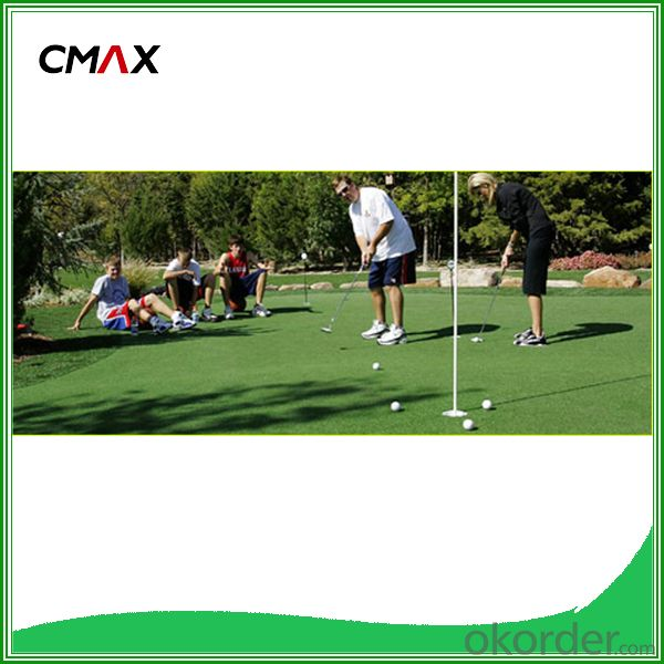 Golf Field Artificial turf Synthetic Grass 8mm Mini Golf