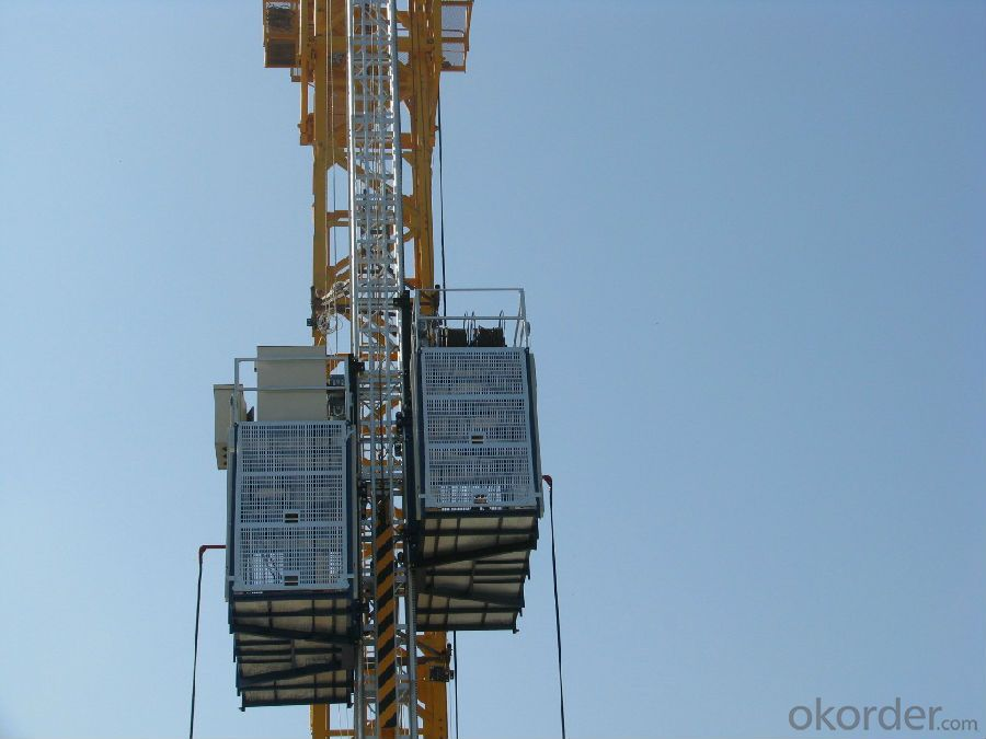 Building Hoist ---Construction Machinery Manufacturer