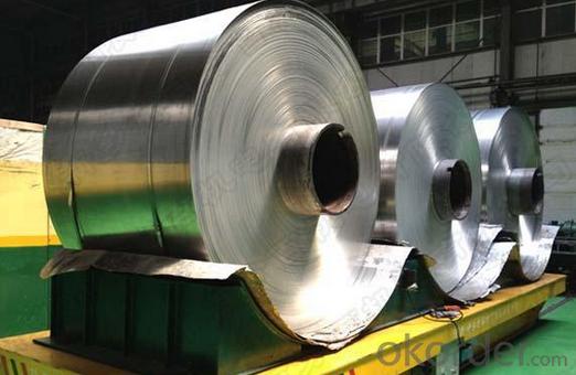 HSLAS Type B ASTM A653 Hot-Dip Steel Coil CNBM
