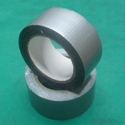 Hot-melt Adhesive Silver Cloth Tape Gaffers Tape