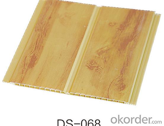 Interior Decoration CIQ Certified PVC Ceiling Design