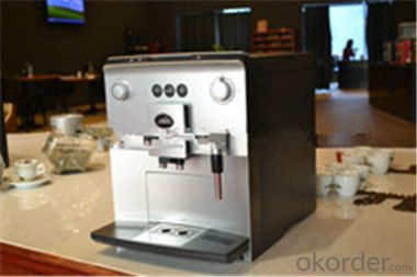 Coffee Espresso Machine Fully Automatic  Machine in cnbm