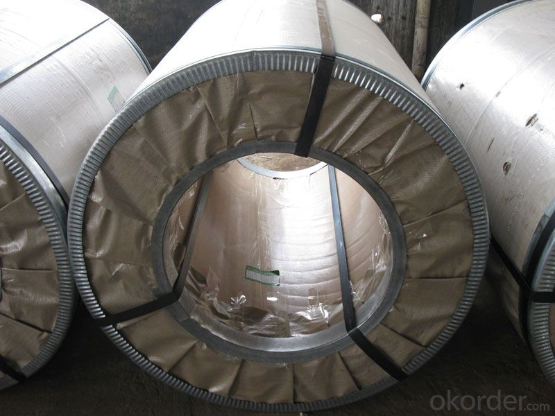 Chinese Best Cold Rolled Steel Coil JIS G 3302--High Strength