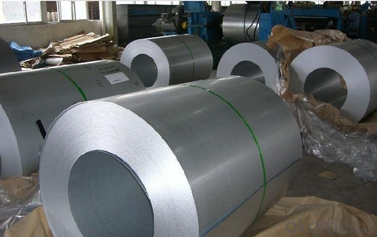 Hot-dip Aluzinc Steel Building Roof Walls --Good Manufacturability