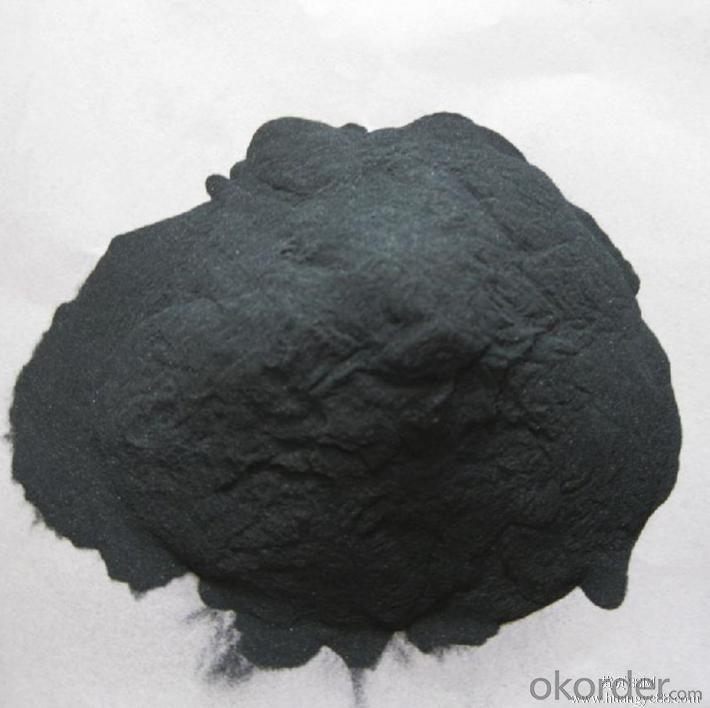 Silicon Carbide (Carborundum ) / SiC / Black Silicon Carbide / Green Carbide Silica