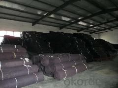 High Tensile  Non Woven Polypropylene  Geotextile for Road Construction