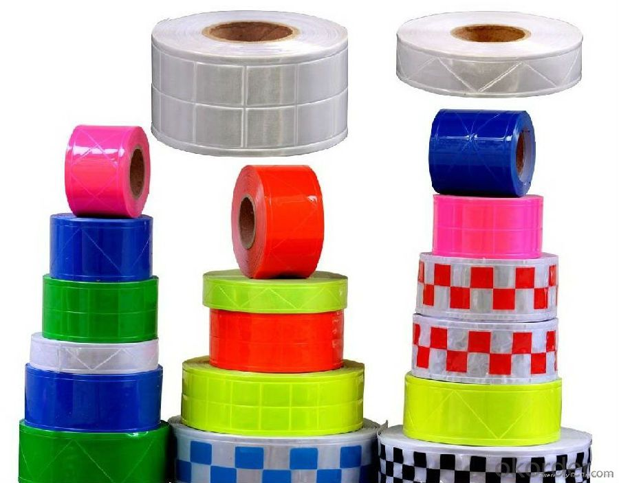 Different Color Of Strong Adhesive PVC Floor Marking Tape
