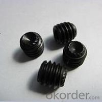 Low Price Socket Button Head Machine Screw with 30 Years Experiece
