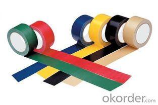 Colourful High Quality Print Cloth Tape