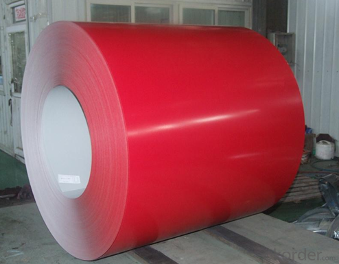 Pre-Painted Steel Coil Thickness 0.3mm-2mm Width 1250mm