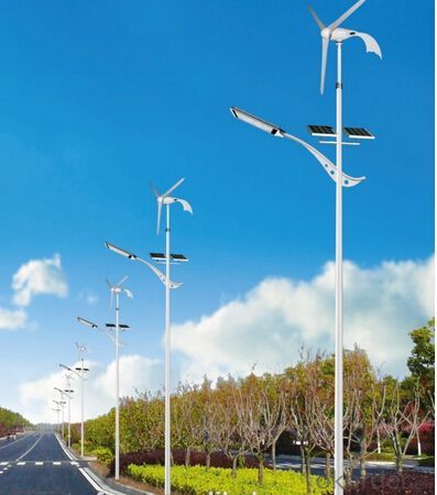 Solar Street Light 120W High-power  with Solar Energy