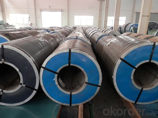Pre-Painted Steel Coil Thinkness 1.6mm Width 1250mm