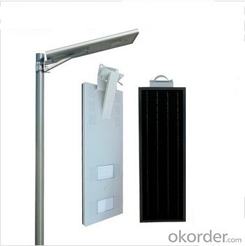Solar Street Light C1-60W and Save Energy-2015 New Products