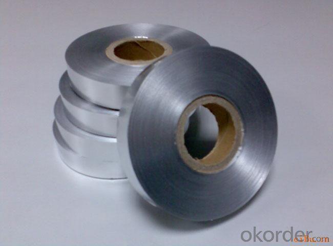 Aluminum  Composite Foil for Cable  Shield Foil