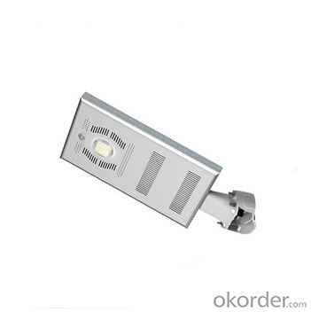 Solar Street Light C30-C90w and Save Energy-2015 New Products