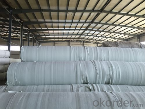 Geotextile Continuous Filament Spunbonded Nonwoven Style