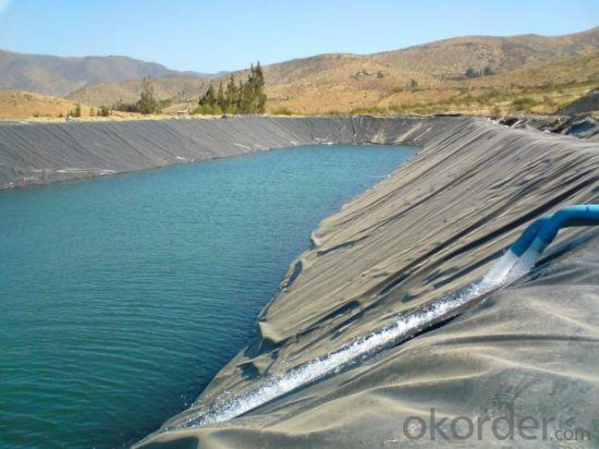 Geomembrane LDPE for Architectural Engineering