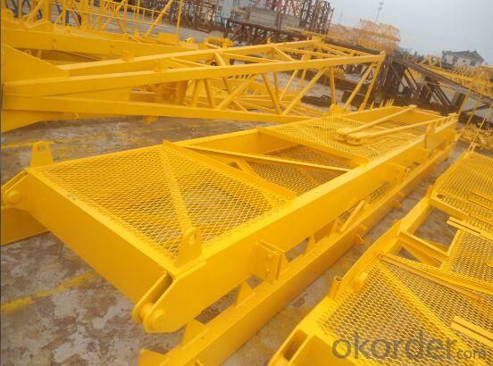 Q7050 Tower Crane (QTZ400)  high quality