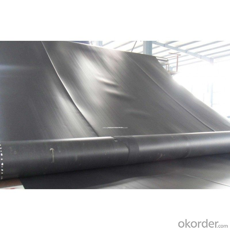 Geomembrane HDPE for Architectural Engineering