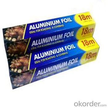 Household Foil Household Foils Using Aluminum Foils