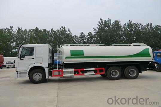 Sewage Sucking Truck 8m3 SINOTRUK 4x2 (QDZ5160GXWZH)