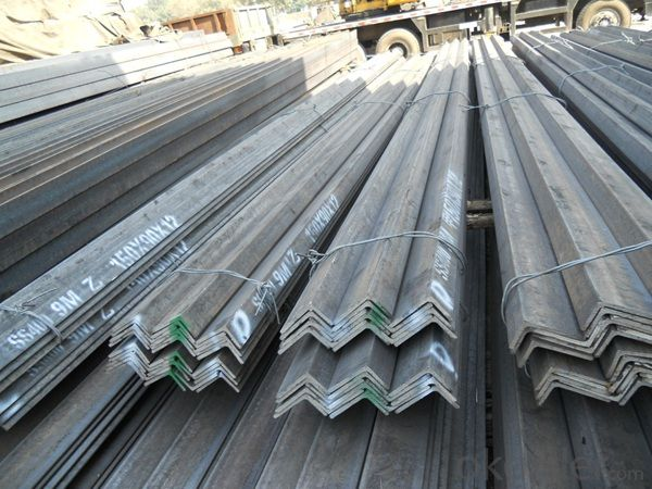 Hot Rolled Mild Steel Angle Beams for Structures and for Buildings