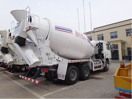 CMAX Concrete Mixer Truck with Good Quality