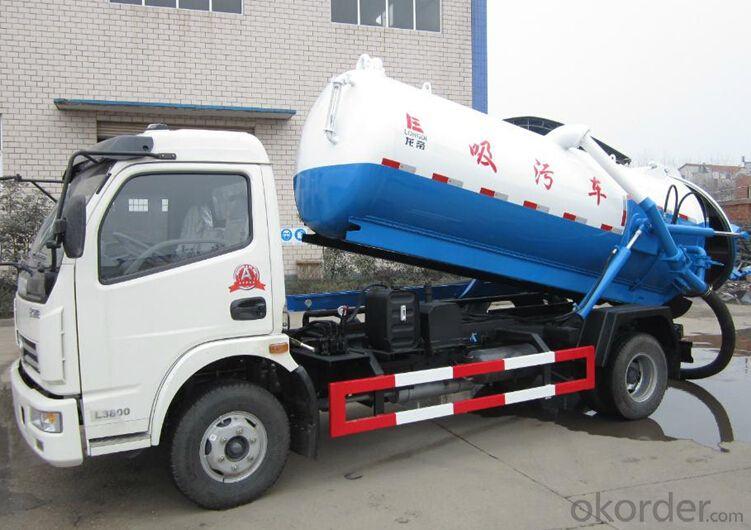 Sewage Sucking Truck 14m3 SINOTRUK 4x2  QDZ5250GXWZ