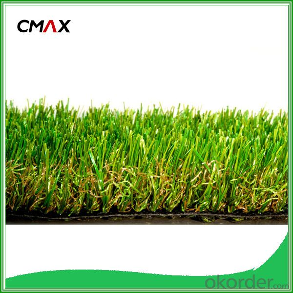 Nature, Reinforced Softness Landscaping Artificial Turf with Unique Profile