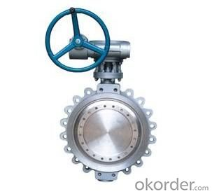 Butterfly valve Cast Iron and Ductile Iron