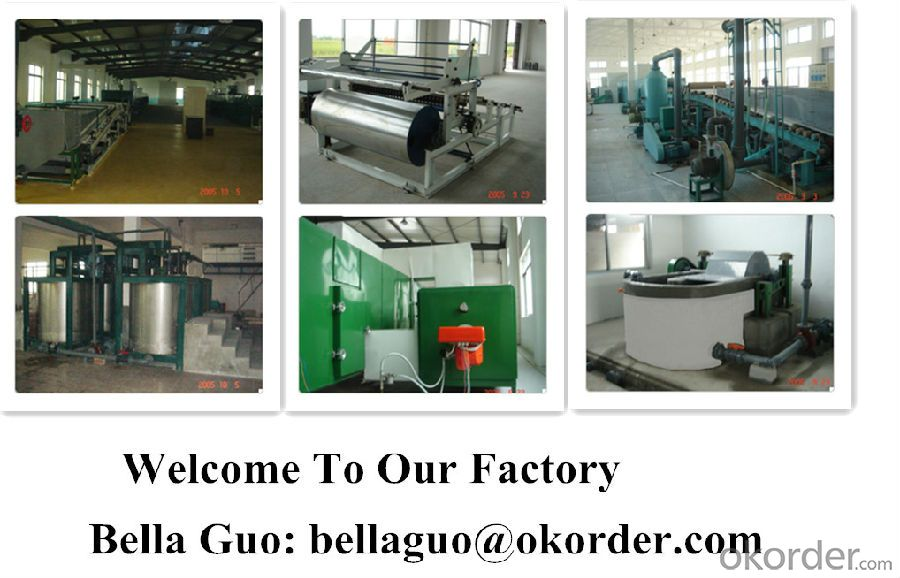 AGM Separator Factory Price in China Market