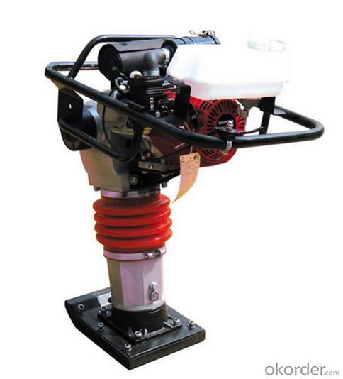 RM75 Robin or Honda Gasoline Engine Rammer Hammer, Stamping Hammer