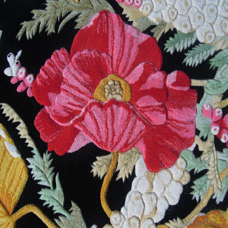 Wool Carpet and Rug