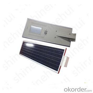 Solar Street  Light 18v 60w Save Energy-2015 New Products
