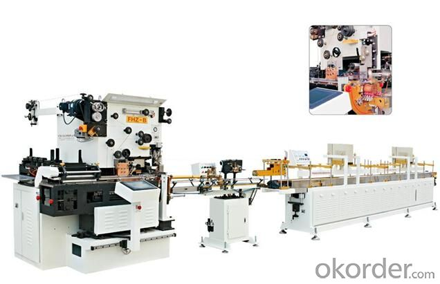 Fully Automatic Large Can Production Line