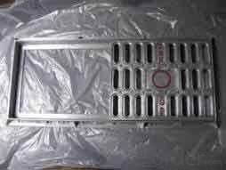 Grating DI Hot Dip Galvanized Steel Grating